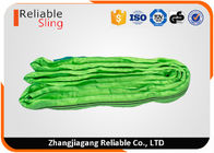 Durable Soft Polyester Round Slings Endless Type With Strong Outer Sleeve